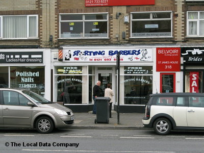 Sporting Barbers Solihull