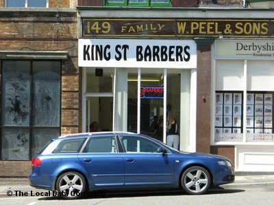 King St. Barbers Alfreton