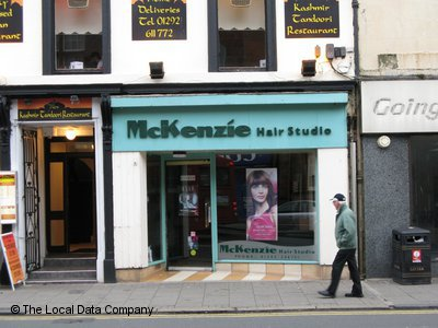 Mckenzie Hair Studio Ayr