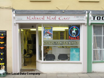 Natural Nail Care Atherstone