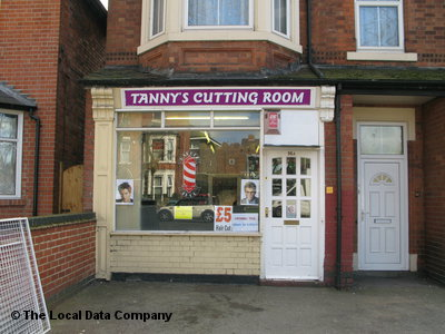 "Tanny""s Cutting Room Nottingham"