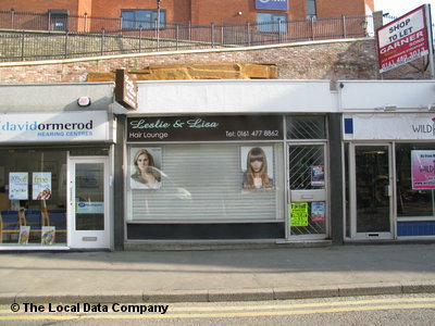 Leslie & Lisa Hair Lounge Stockport