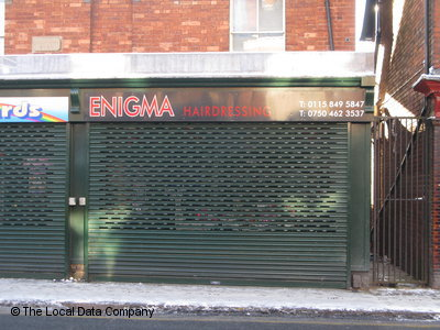 Enigma Hair Nottingham
