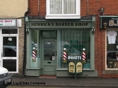 "Merrick""s Barber Shop Chesterfield"
