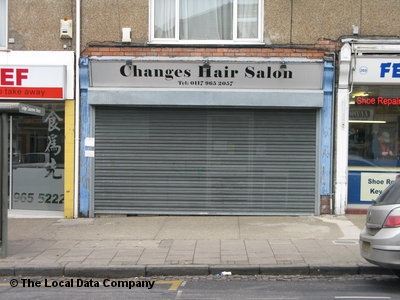 Changes Hair Salon Bristol