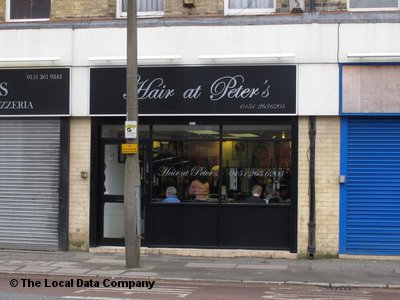 "Hair At Peter""s Liverpool"