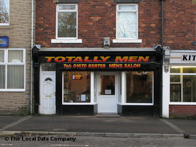 Totally Men Ashington