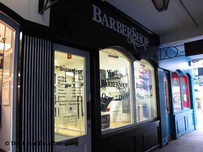 Walk-in Barber Shop Aberdeen