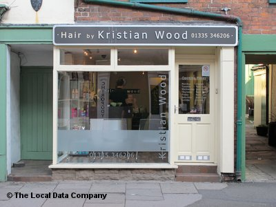 Hair by Ktistian Wood Ashbourne