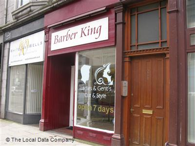 Barber King Aberdeen