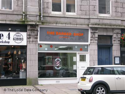 The Barber shop Aberdeen