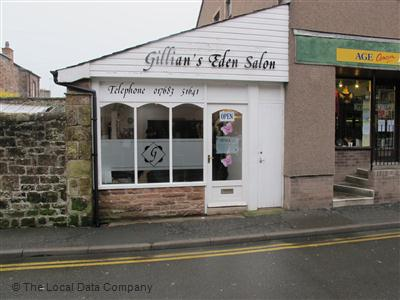 Gillians Eden Salon Appleby-In-Westmorland