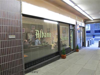 Albany Barbers Liverpool