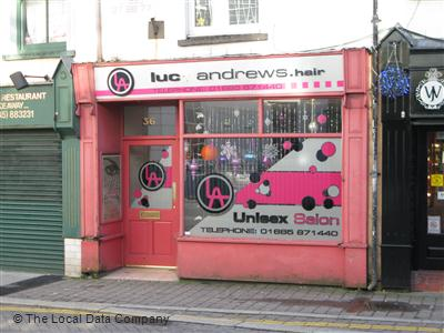 Lucy Andrews.hair Aberdare