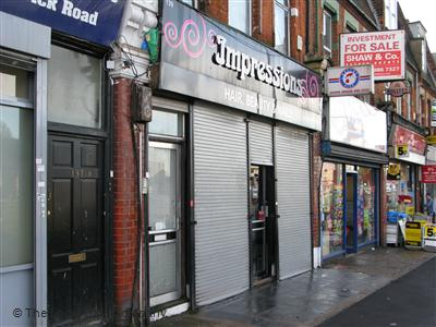 Impressions london hair beauty salons in palmers green for A salon palmers green