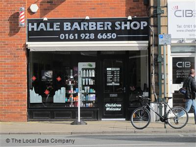 Hale Barber Shop Altrincham