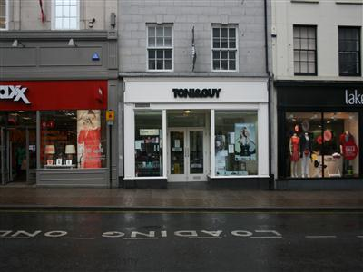 Toni & Guy Kendal