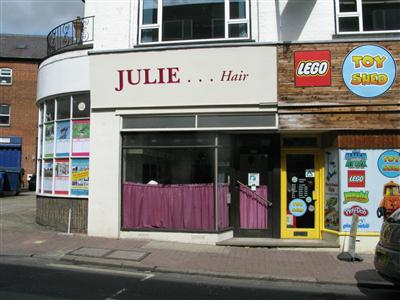 Julie...Hair Aldershot