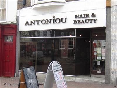 Antoniou Hair & Beauty Ashford