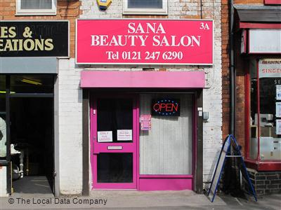 Sana beauty salon birmingham beauty salons in kings for Hair salon birmingham