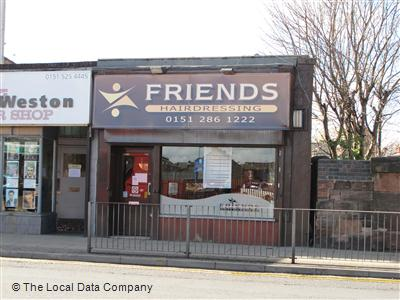 Friends Hairdressing Liverpool
