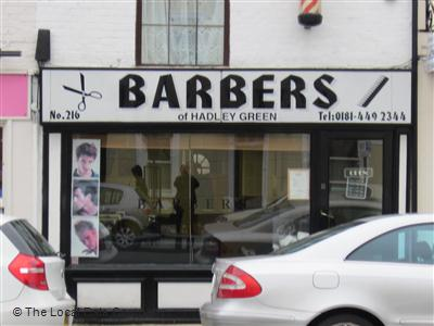 Barbers Of Hadley Green Barnet