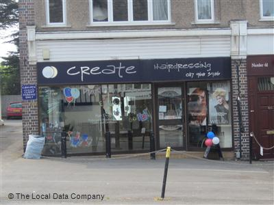 Create Hairdressing Bristol