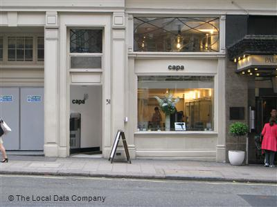 Capa Hair Salon London Hairdressers In Mayfair London