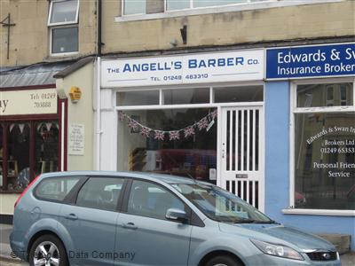 "The Angell""s Barber Co Chippenham"