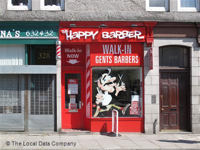 The Happy Barber Aberdeen