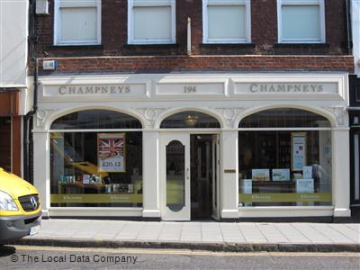 Champneys City Spa Guildford