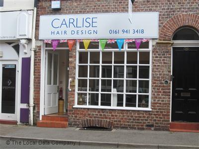 Carlise Hair Design Altrincham