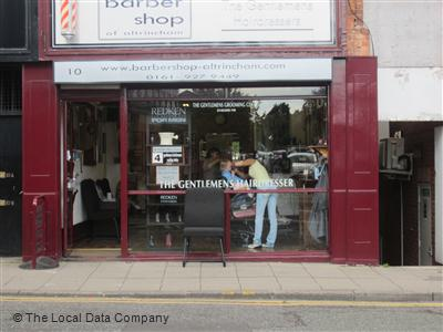 The Barber Shop of Altrincham Altrincham