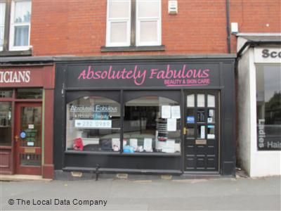 Beauty salons in garforth garforth beauty salons for Absolutely fabulous salon