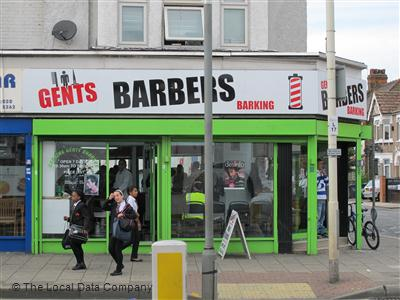 Barking Gents Barbers Barking