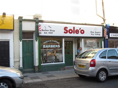 "Solo Barber""s Shop North Shields"