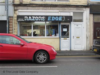 Razors Edge Accrington