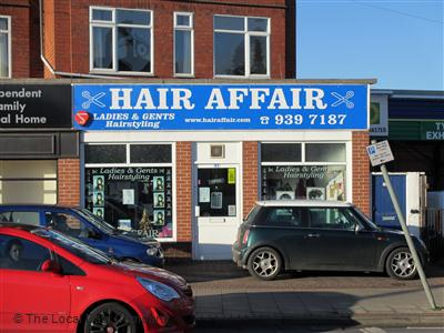 Hair Affair Nottingham