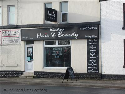 Whitefield hair beauty manchester hair beauty salons for Beauty salons in manchester
