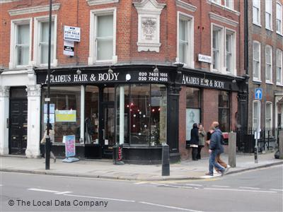 Amadeus Hair & Body London