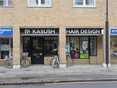 Kasush Hair Design Cambridge