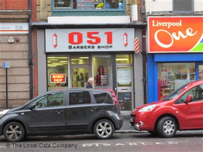 051 Barbers Shop Liverpool
