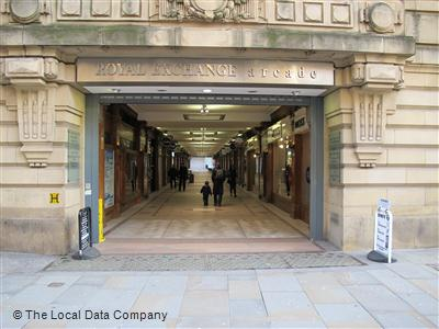 Royal Exchange Beauty Spa Manchester